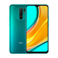 Xiaomi Redmi 9 3/32GB (NFC) Green/Зеленый Global Version